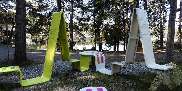 Martinsberg - Skulptur