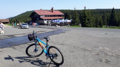 Parkplatz am Wittighaus 860m