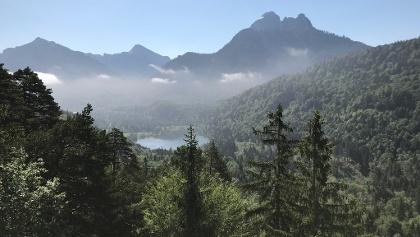 Kalvarienberg Gipfelblick Süd