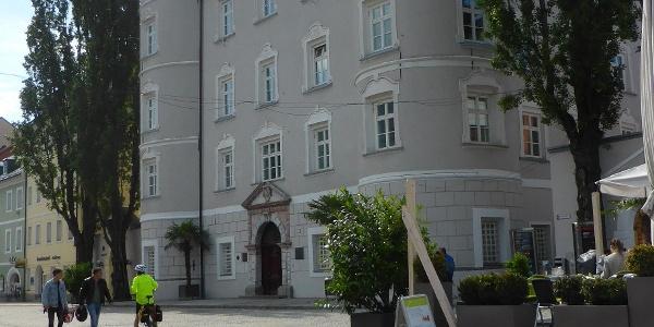 Liebburg Rathaus Lienz