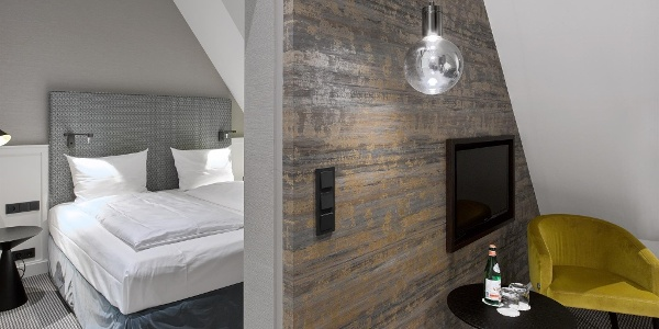 Hotel am Ochsentor- Zimmer