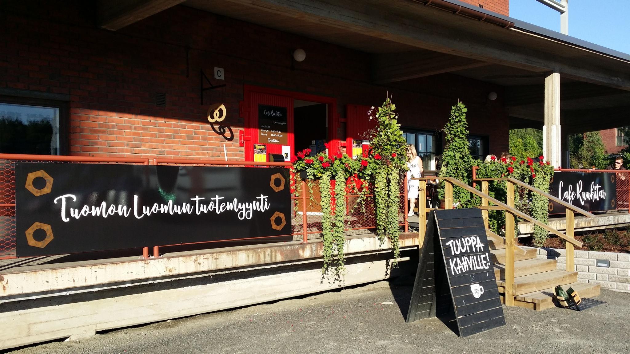 Cafe galleria lappeenranta