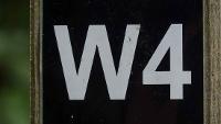 Wegezeichen des W4