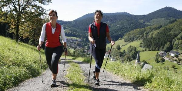 Nordic Walking in Bad Peterstal-Griesbach