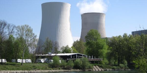 Kühltürme Kernkraftwerk Philippsburg