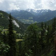 Aussicht Höhenweg