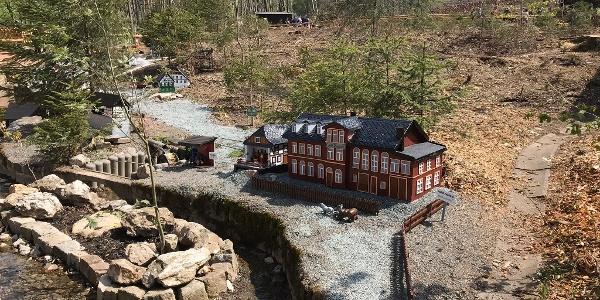 Miniatury v Rentners Ruh