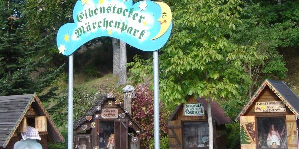Märchenhäuschen am Märchenrundweg Eibenstock