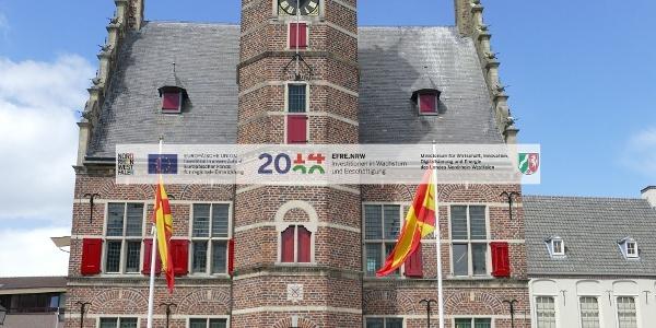 Altes Rathaus in Gennep