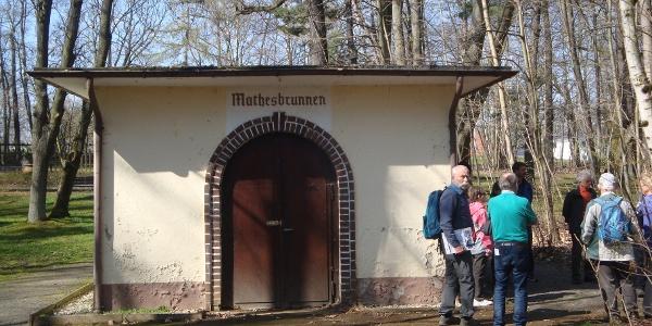 Mathesbrunnen, Bad Lausick