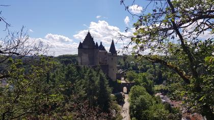 Chateaux Vianden