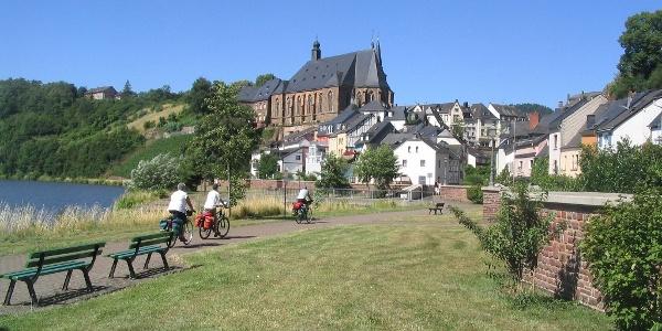 VeloRoute in Saarburg