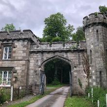 Near Blair Castle