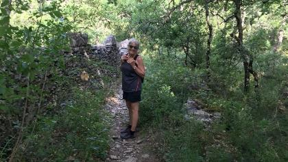 Trail to St Pateleon