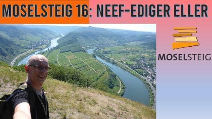 Moselsteig Etappe 16 - TODESANGST   Neef-Ediger Eller   Wandern an der Mosel   Dirk Outdoor   # 101
