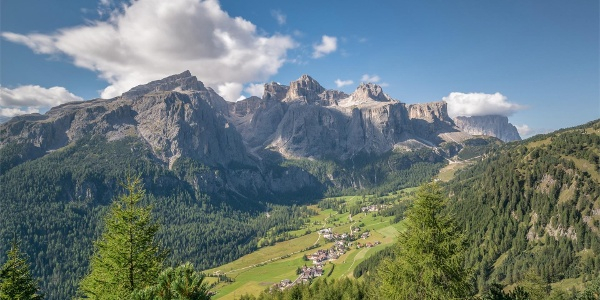 Sella group Alta Badia