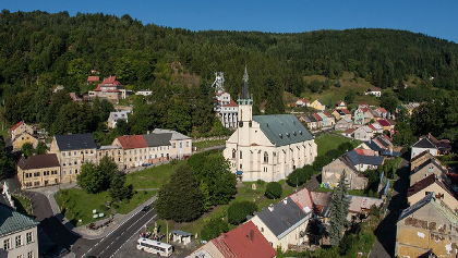 Bergbaulandsch Jachymov
