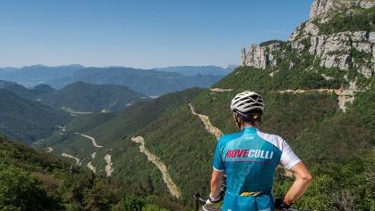 Aussicht vom Col de Rousset