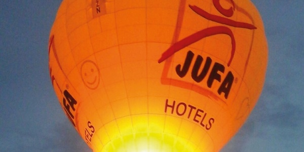 Ballonfesseln JUFA Stubenberg (c) JUFA
