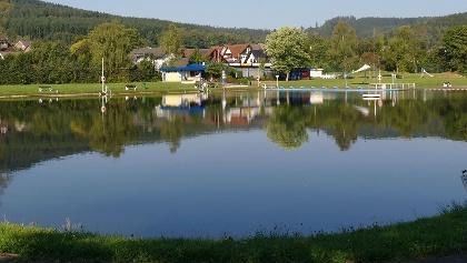 Freibad Panoramablick