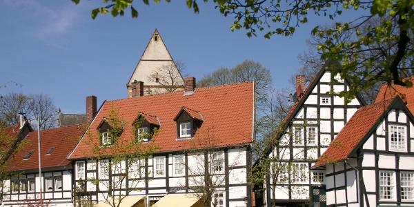 Ortszentrum HalleWestfalen