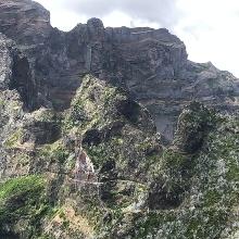 Route zum Pica Areeiro
