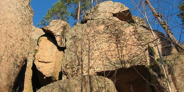 Repovuori Nature Trail