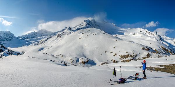 Panorama Langtauferer Ferner