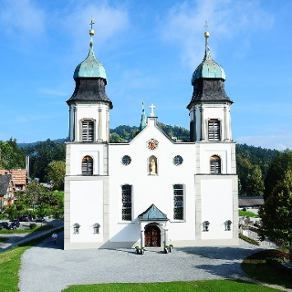 Basilika Maria Bildstein