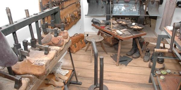 Reinhard-Blauth Museum in Weilerbach