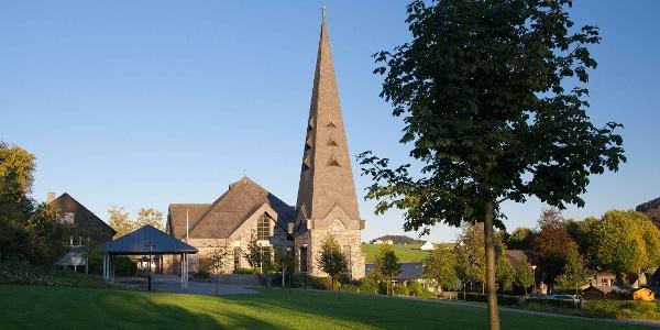 Kath. Pfarrkirche in Gleidorf