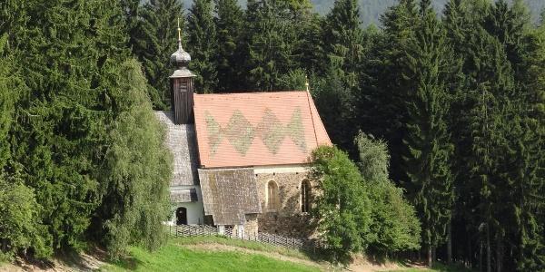 Laurentiberg Kirche