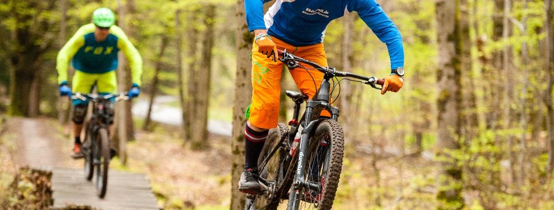 Mountainbike-Trails vom Feinsten