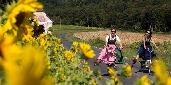 Radfahren in der Oststeiermark