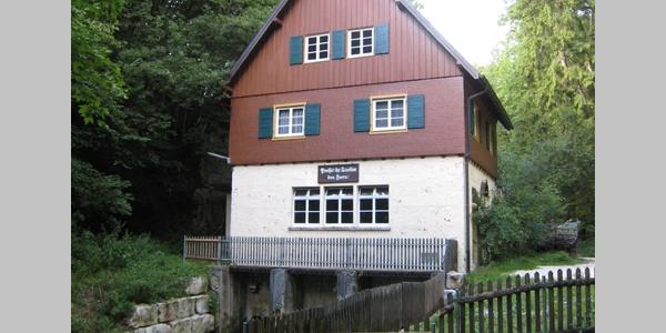 Elektrizitätswerk der Barmherzigen Schwestern vom Kloster Untermarchtal