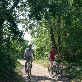Mit dem Rad durch den Nationalpark
