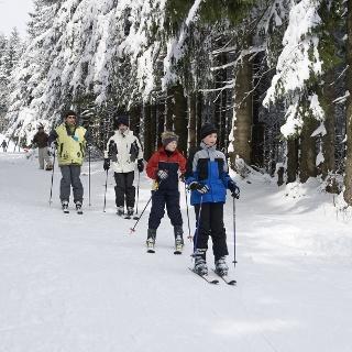 Wintersport Foto Kur-und Touristikbetrieb Bad Lauterberg
