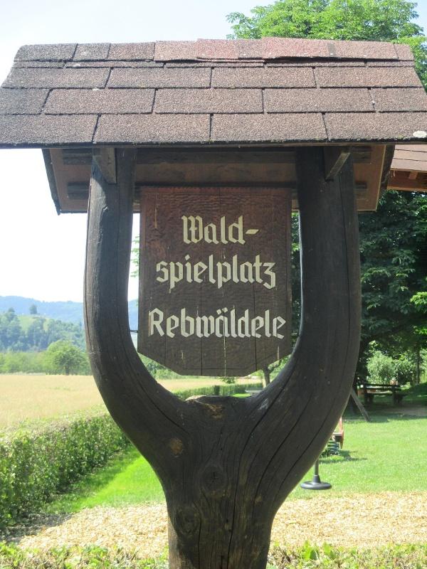 Waldspielplatz Rebwäldele