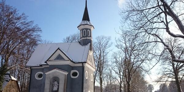 Seekapelle im Winter