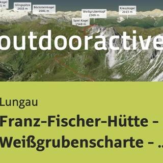 Bergtour in Lungau: Franz-Fischer-Hütte - Weißgrubenscharte - Tappenkarsee - Karteistörl - Karteis