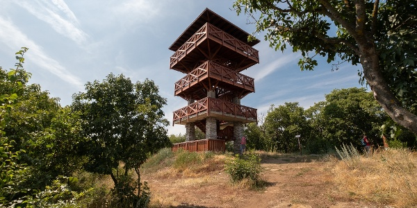 Őrtorony (Guard tower) Lookout Tower