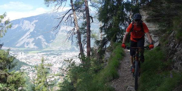 Höhenweg Mittenberg-Maladers