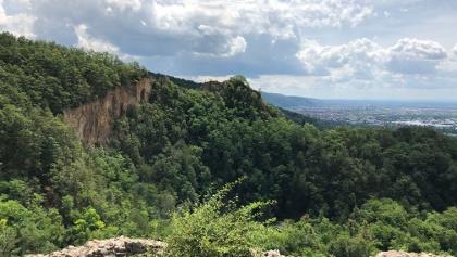 Strahlenburg Richtung Süden
