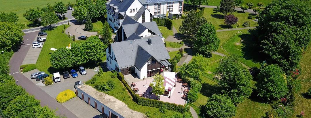BurgStadt-Hotel Kastellaun mit Restaurant Afrodoti