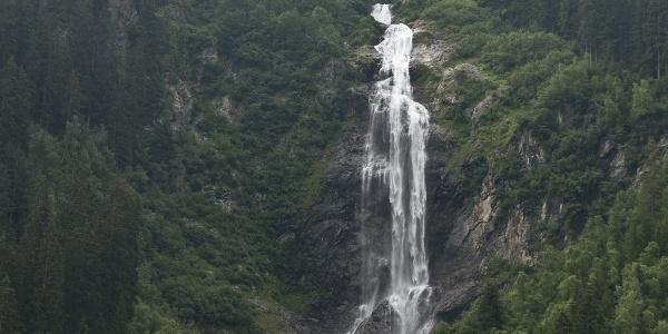 Mischbachwasserfall 1