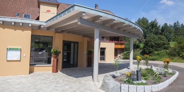 Landhaus Lauble Eingang