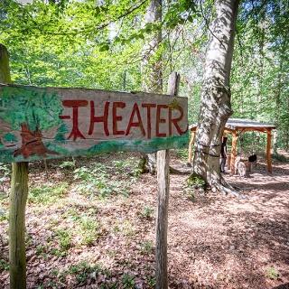 Baumtheater im Stadtwald Bad Schmiedeberg