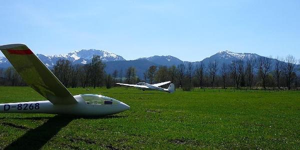 Segelflugplatz Benediktbeuern