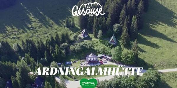 Hütten im Gesäuse |Ardningalm