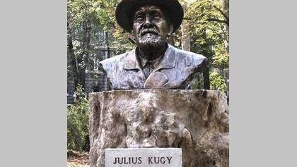 Julius Kugy, ein großer Alpinist und Buchautor mit botanischen Neigungen